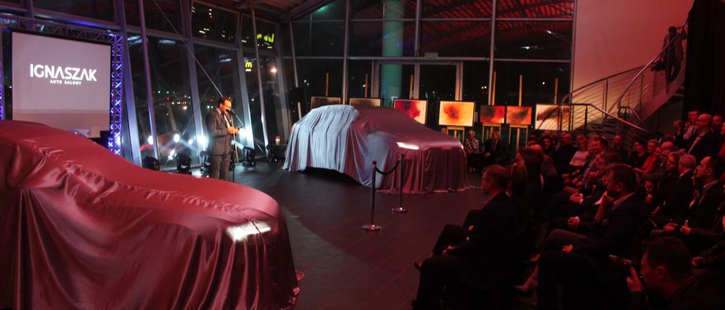 Nowe modele Audi, nowa jakość pokazu