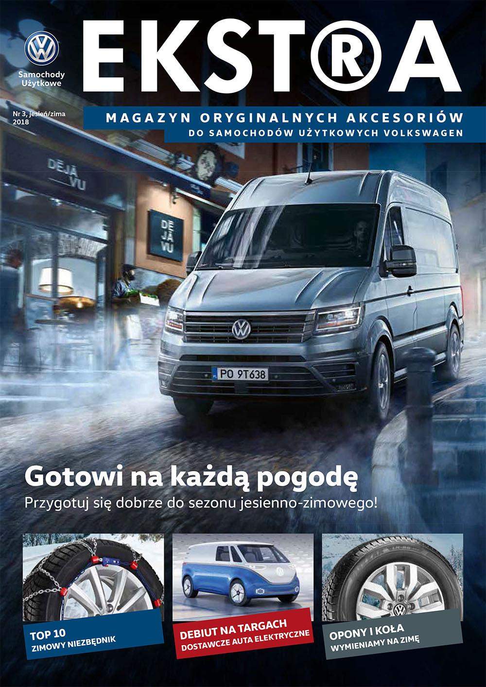 Nowy magazyn EKSTRA wydanie zima