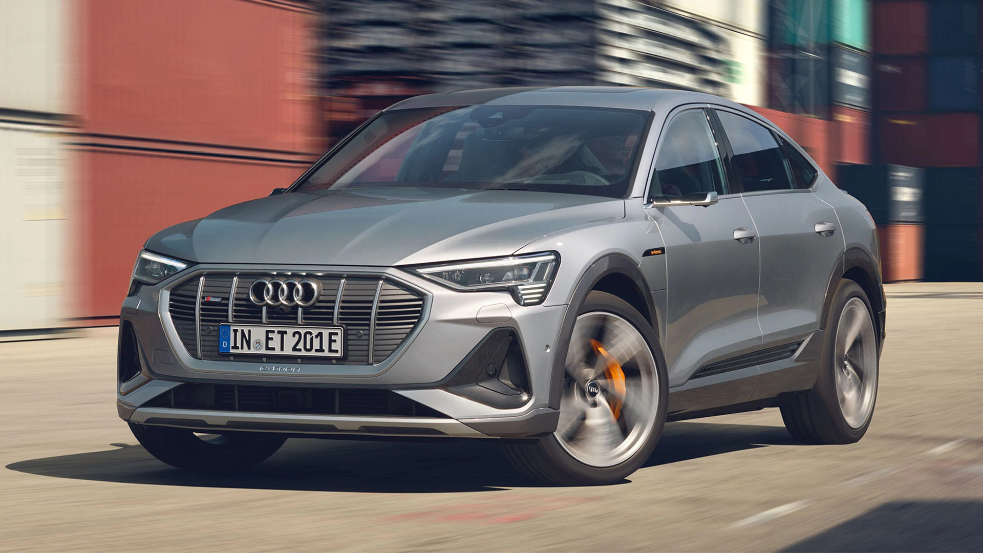 Nowe Audi e-tron Sportback